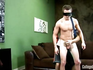 Blindfolded and Spanked 2