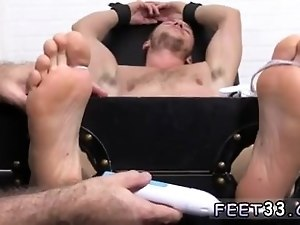 Boy feet gay sex mobile Kenny Tickled In A Straight Jacket